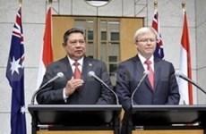 Australia, Indonesia agree to lift bilateral ties