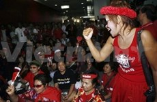 Thailand deploys security force ahead of protests