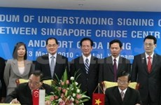 Vietnam, Singapore forge infrastructure, tourism cooperation