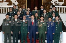 PM calls on ASEAN to expand military cooperation