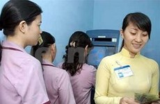 Monthly minimum salary to increase to 730,000 VND from May