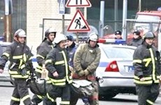 At least 37 killed in subway blasts in Moscow