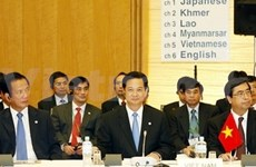 Mekong countries, Japan step up cooperation