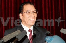 Party leader to visit Laos