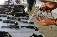 Gun smuggling should be tied to nukes, UN says