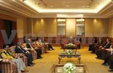 NA leader receives AIPA delegation