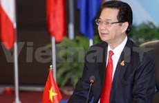 PM Dung speaks at opening of 16th ASEAN Summit