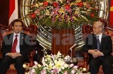 Vietnam, Indonesia increase legislative ties