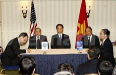 Gov't leader pledges better conditions for US firms