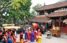 Giong Festival qualified for heritage recognition