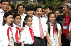 President joins programme in support of poor