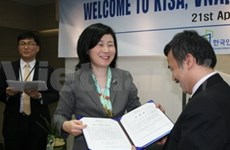 VNA works closer with RoK agencies in TV services