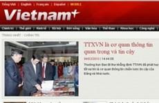 VNA seeks stronger ties with regional news agencies