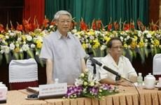 Ba Ria-Vung Tau urged to uphold human resources