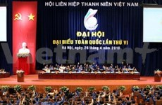 Vietnam Youth Federation holds sixth congress