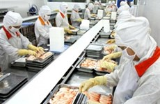 Agro-forestry, seafood exports up