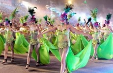 More than 500,000 tourists enjoy Ha Long festival