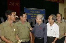 National Assembly deputies meet Hanoi voters
