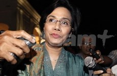 Indonesian finance minister named WB managing director