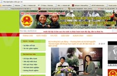 Website on poverty reduction makes debut