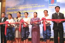 PVFCCo expands business in Cambodia