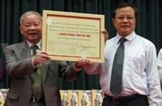 Hanoi encyclopedia compiled to mark millennium