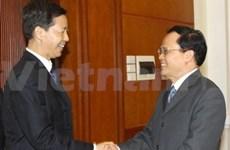 Vietnam treasures strategic partnership with China