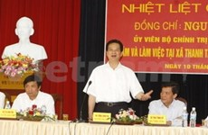 Thai Binh urged to tap resources for development