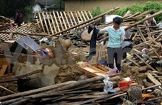 At least 70 people killed by floods in southern China