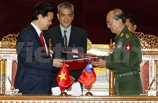 Vietnam, Myanmar hold political consultation