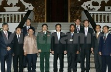 PM welcomes ASEAN defence ministers