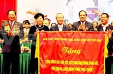 First national ethnic minority congress opens