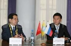 President Triet visits Republic of Kalmykia