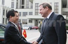 Vietnam to facilitate business with Belarusians