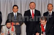 Vietnam strives for 1 billion USD trade with Belarus