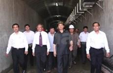 Prime Minister inspects Son La Hydropower Plant