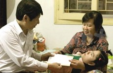More support for AO victims in Thanh Hoa