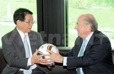FIFA supports VN's proposal to host Women's World Cup