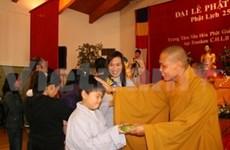 Vietnamese in Germany celebrate Buddha's birthday