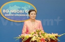Vietnam backs peaceful dialogue for issues on Korean Peninsula