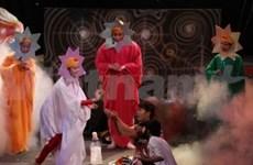 Hanoi hosts kids international theatre festival