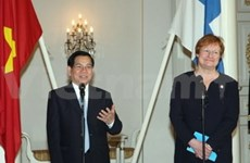VN's ties with Belarus, Switzerland, Finland to be boosted