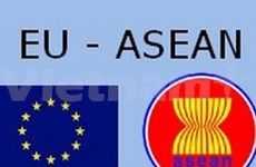 EU, ASEAN foreign ministers talk cooperation