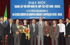 Vietnam, Brazil increase friendship, cooperation