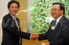 Deputy PM receives guests of World Economic Forum