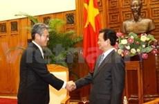 Gov't leader calls for restraint on Korean Peninsula