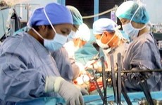 Vietnam's first heart transplantation succeeds