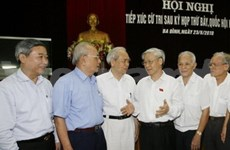 Legislative leader: voters' voice are heard