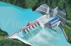Work starts on new hydropower plant in central VN