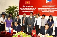 Vietnam, Philippines sign fishery cooperation deal